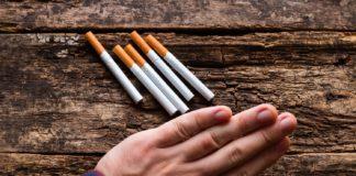 Отказ от сигарет (никотина)