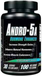 Andro-5A Андростендион в спортивном питании