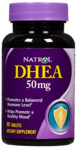 DHEA 50 мг от Natrol