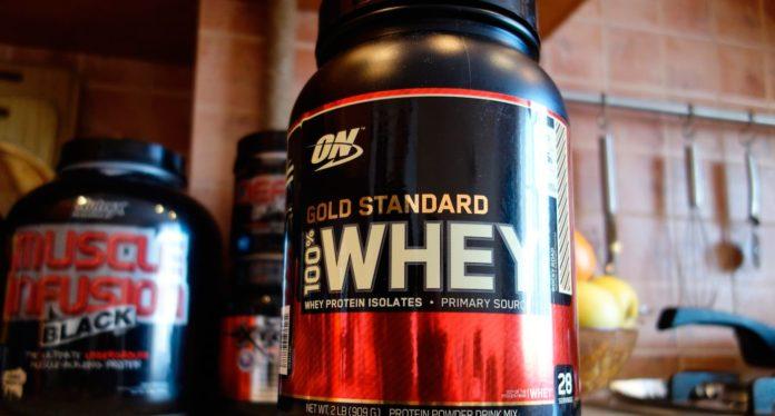 Сывороточный протеин от Optimum Nutrition