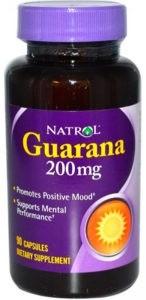 Гуарана (Guarana) 200 мг от Natrol