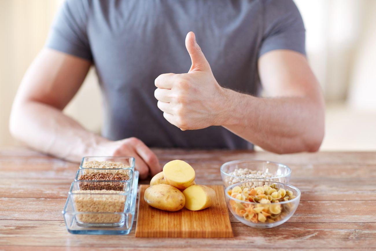 Углеводная Диета Для Фитнеса. Правила углеводной диеты, меню на каждый день для похудения