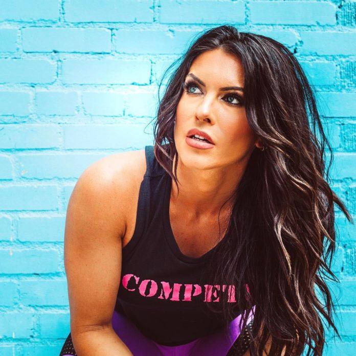 Аманда Латона (Amanda Latona) фитнес модель