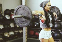 Эшли Хорнер (Ashley Horner) фитнес модель