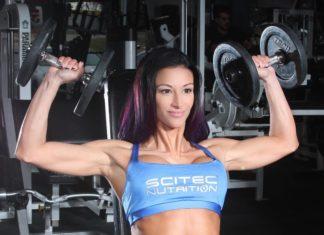 Кристина Варгас (Christina Vargas) фитнес модель