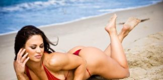 Лина Джейд (Lina Jade) фитнес модель