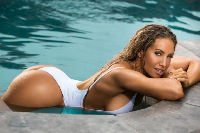 Лизабет Лопез (Lyzabeth Lopez) фитнес модель