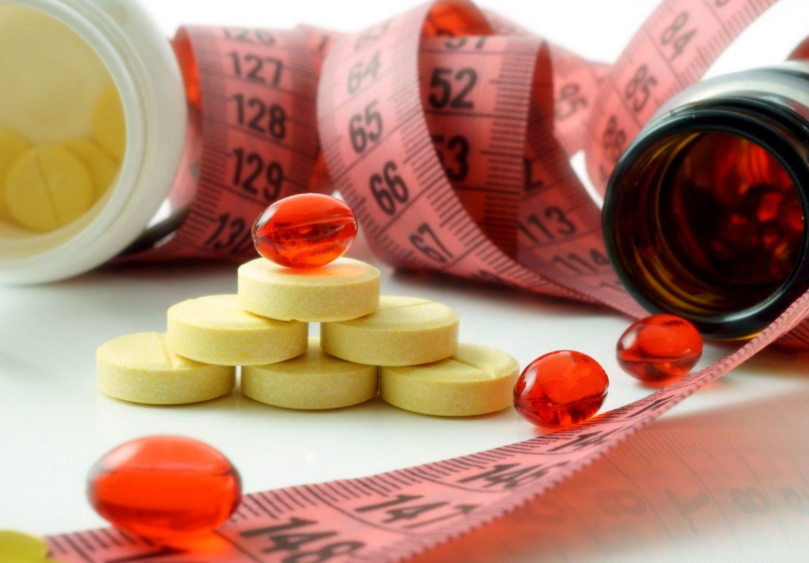 Таблетки сжигатели жира для похудения