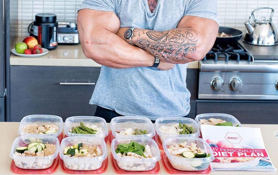 Правильное питание для набора мышечной массы для мужчин: диета, продукты