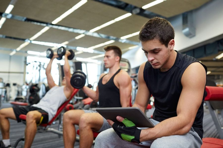 Силовая тренировка начинающих атлетов