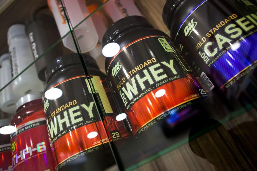 100% Whey Gold Standard от производителя Optimum Nutrition