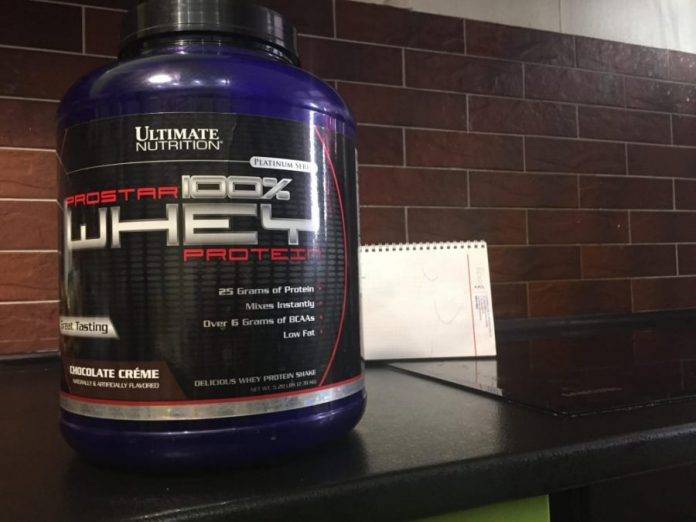 ProStar Whey Protein от Ultimate Nutrition