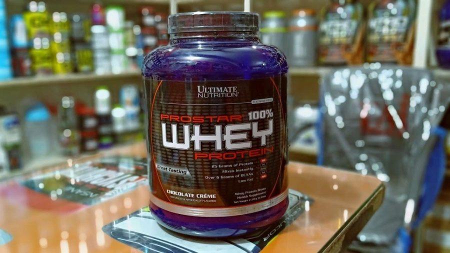 ProStar Whey Protein в магазине