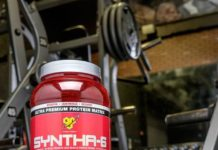 Syntha-6 от BSN (2,91 lb или 1,32 кг)