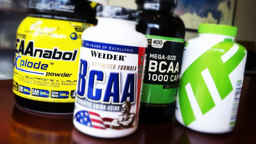 Популярные BCAA аминокислоты от Weider, Optimum Nutrition, MHP