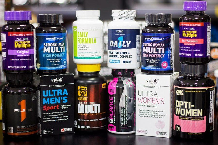 Optimum Nutrition Opti-Women, Natrol Multiple For Women, Mutant Multi Vitamin и другие популярные мультивитаминные комплексы