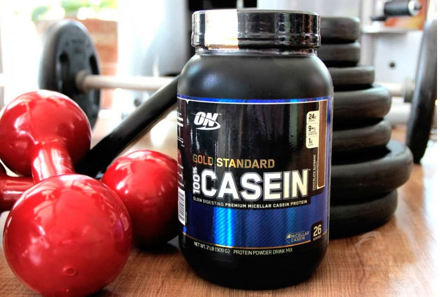 100% Gold Standard Casein от Optimum Nutrition