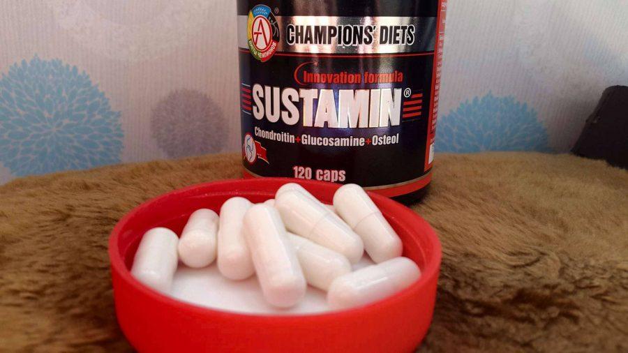 Sustamin от ACADEMY-T 120 капсул
