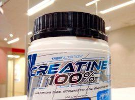 Creatine 100% от Trec Nutrition 300 грамм