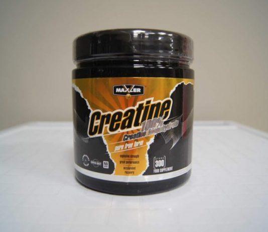 Creatine Monohydrate от Maxler 300 грамм