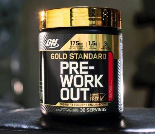 Gold Standard PRE-Workout от Optimum Nutrition: