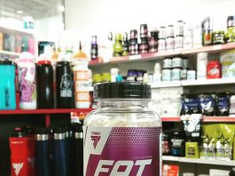 Fat Transporter от Trec Nutrition