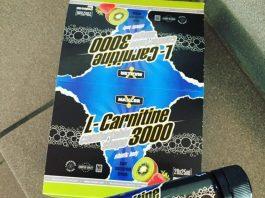 L-Carnitine Comfortable Shape 3000 от Maxler