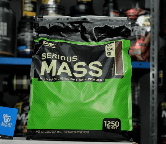 Serious Mass от Optimum Nutrition