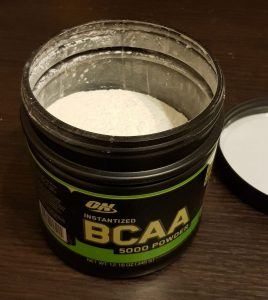 BCAA 5000 Powder от Optimum Nutrition отзывы