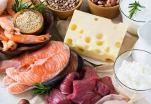 Диета Дикуля (продукты с высоким содержанием белка)