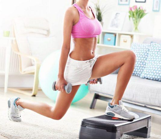Фитнес тренировки для похудения