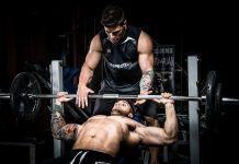 Частота проведения тренировок (жим под углом вверх)