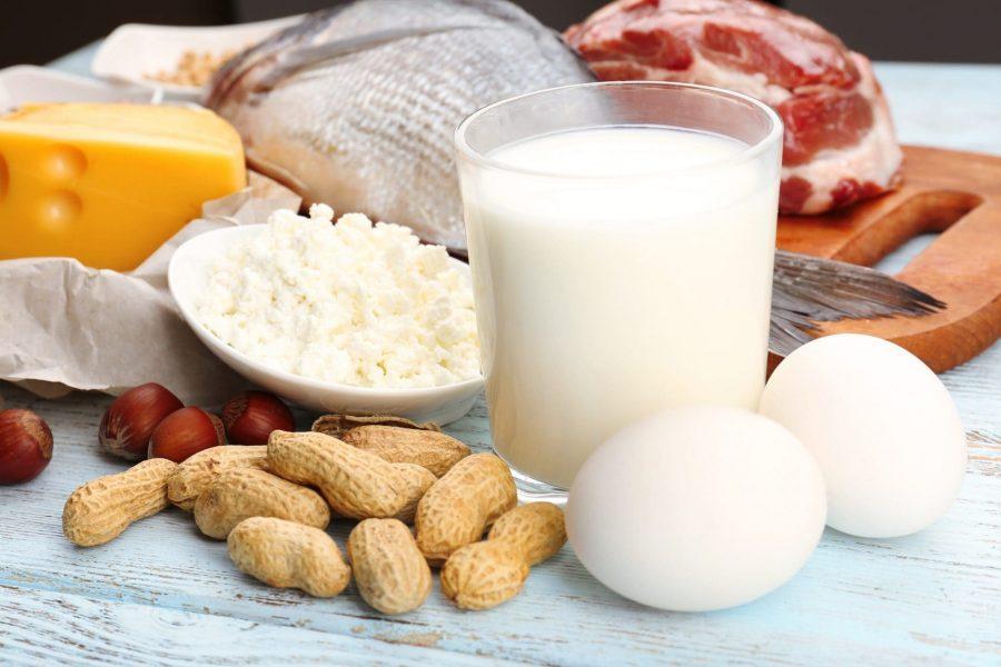 Перечень продуктов питания на сушке