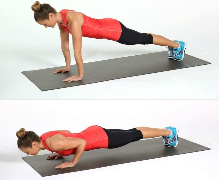 Упражнения для стабилизаторов спины, живота и таза