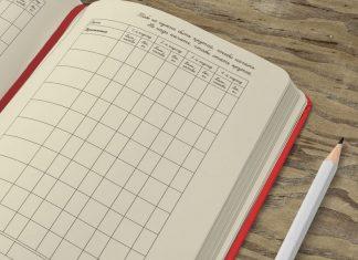 Дневник тренировок для тренажерного зала
