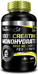 Biotech USA Creatine 100 грамм