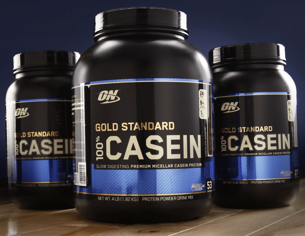 Казеиновый протеин от Optimum Nutrition