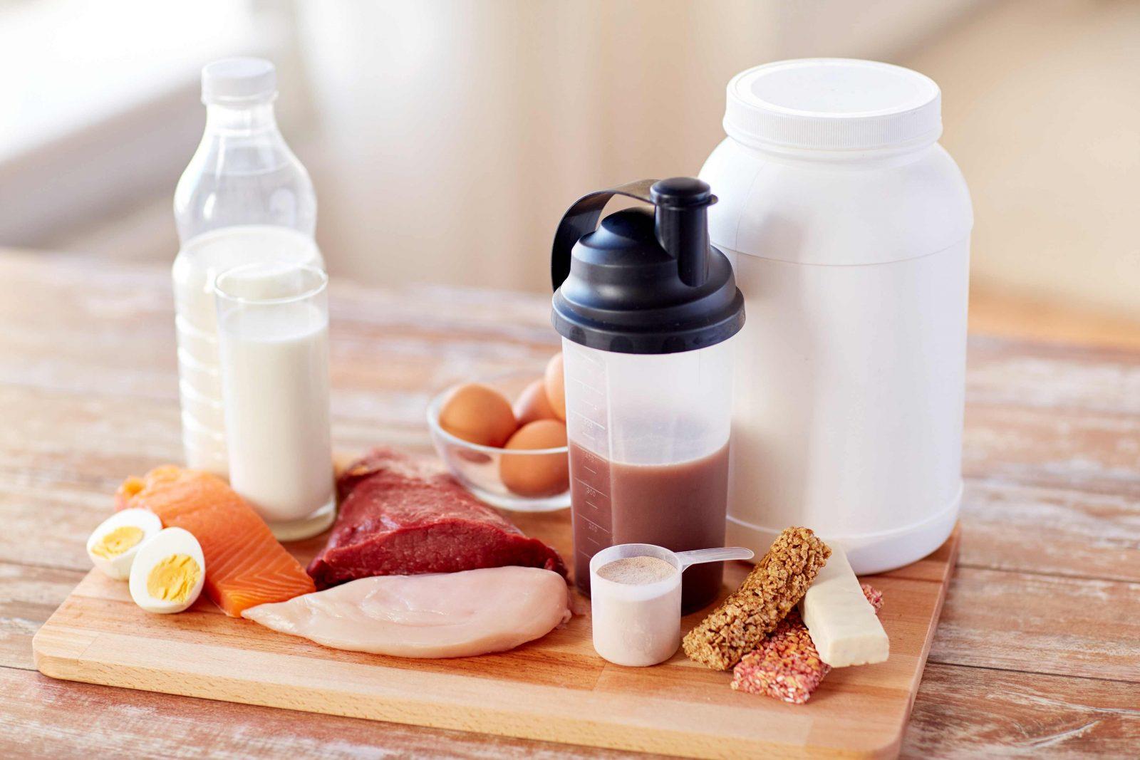 Источников белковой пищи