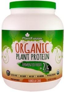 Растительный протеин от PlantFusion