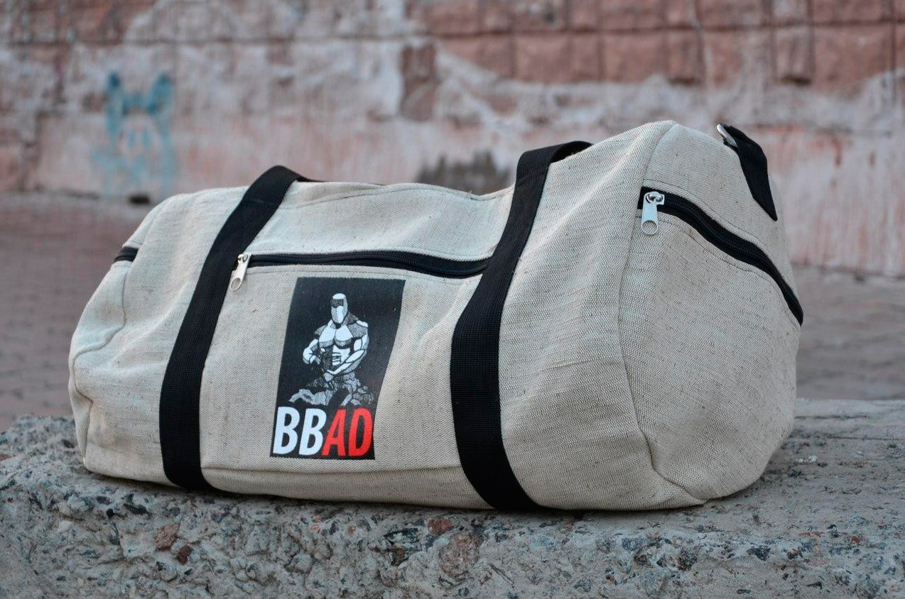 Спортивная сумка для фитнес тренировок