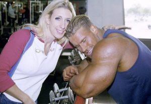 Джей Катлер с женой
