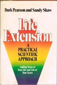"""Книга """"Продление жизни"""" под редакцией Дарка Пирсона и Сэнди Шоу"""