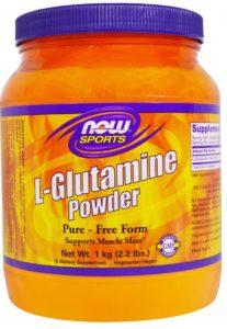Now L-Glutamine Powder 1000g