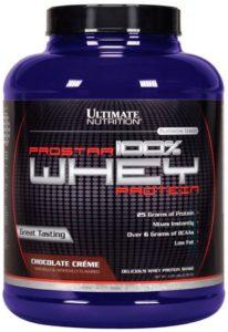 Сывороточный протеин от Ultimate Nutrition