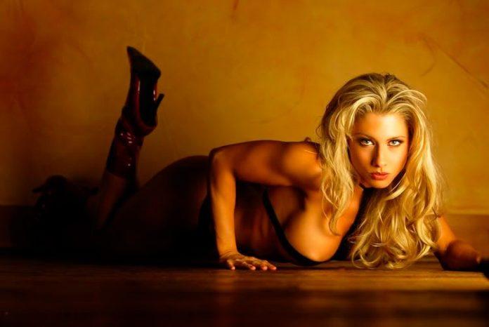 Джейн Кук (Jen Cook) фитнес модель