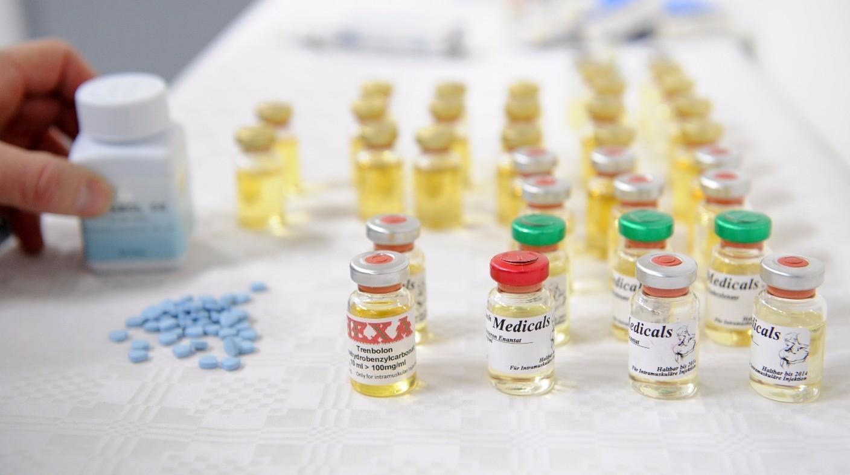 Стероиды в таблетках и инъекциях