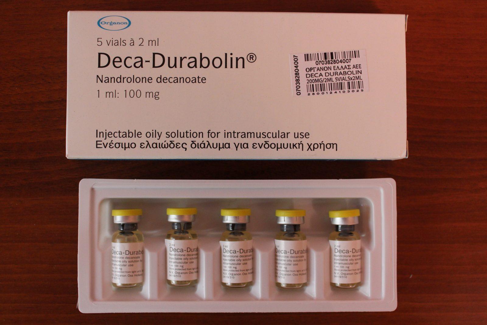 Дека-дураболин упаковка
