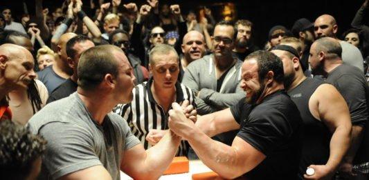 Travis Bagent vs Dave Chaffee